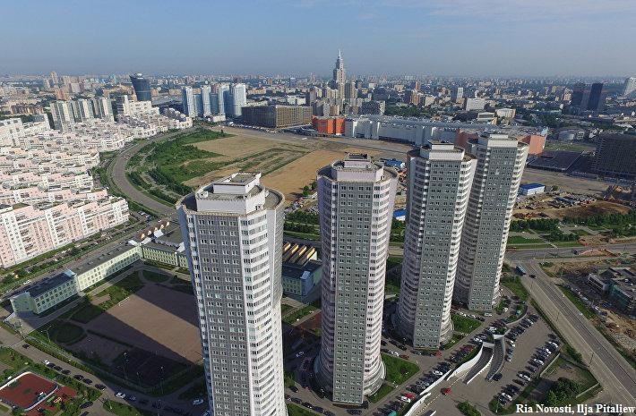 Szczytowa jesień: październik na rynku mieszkaniowym w Moskwie pod znakiem rekordów