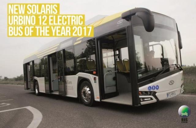 Elektryczne autobusy Solaris dla Rumunii