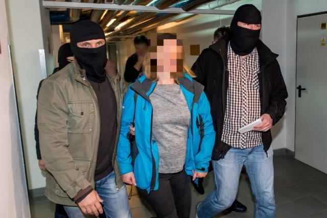 Areszt dla podejrzanych w sprawie Chmielnej 70