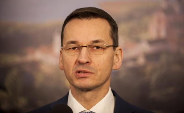 """Europa narusza kontrakt ze """"zdradzoną Europą Wschodnią"""", a Morawiecki narusza prawa przedsiębiorców"""